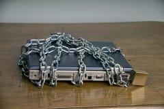 Sicurezza dell'informazione ancora Immagine Stock
