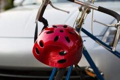 Sicurezza della bici Immagine Stock Libera da Diritti
