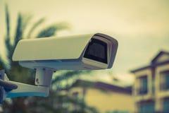 Sicurezza (effetto d'annata elaborato immagine filtrato ) fotografia stock