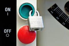 Sicurezza prima Fotografia Stock Libera da Diritti