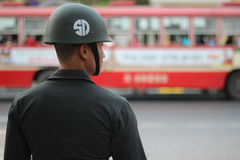 Sicurezza Tailandia Fotografie Stock Libere da Diritti
