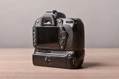 sid det digitala isolerade fotoet för 2 kamera white Fotografering för Bildbyråer