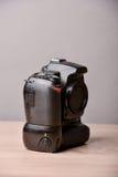 sid det digitala isolerade fotoet för 2 kamera white Royaltyfri Bild