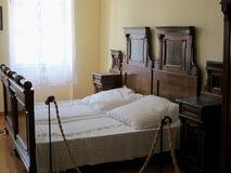 Interior of Sava Sumanovic house royalty free stock photos