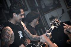 SID (Superman Is Dead) @Hard Rock Cafe Bali Royalty Free Stock Photos