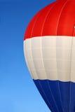 Sida av ballongen för varm luft Royaltyfria Bilder