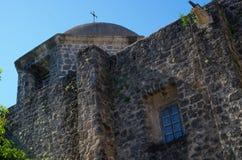 Sida av kapellbeskickningen San Jose Royaltyfria Bilder