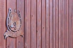 Sida av ladugården Royaltyfria Foton