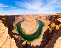 sida USA för anteckningsbok för man för arizona böjningshästsko Royaltyfri Bild