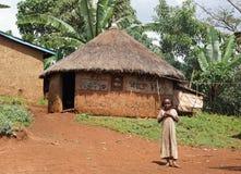 Sidama,埃塞俄比亚,非洲 免版税库存图片