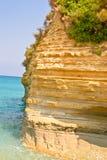 sidari залива Стоковые Фото