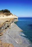 Sidari. Corfú. Grecia Imagenes de archivo