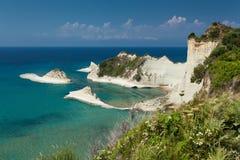 Sidari. Part of the Greece island called Sidari Stock Photo