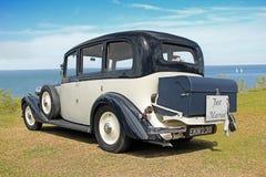 Siddeley Armstrong εκλεκτής ποιότητας κλασικό γαμήλιο αυτοκίνητο Στοκ εικόνες με δικαίωμα ελεύθερης χρήσης