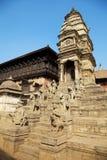 Siddhi Laxmi Mandir, Bhaktapur, Nepal Royalty Free Stock Photos
