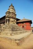 Siddhi Laxmi Mandir, Bhaktapur, Nepal Stock Photo