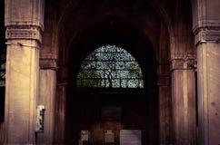 Siddi Sayed Mosque Imagen de archivo libre de regalías