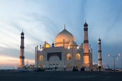 Siddiqa Fatima meczet w Kuwejt Zdjęcia Royalty Free