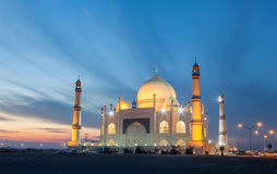 Siddiqa Fatima Zahra Mosque in Kuwait Stock Images