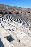 Side Amphitheatre 02 Royalty Free Stock Image