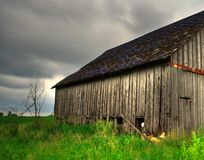 Side barn Stock Photos
