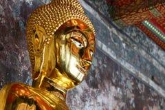Side of buddha head Stock Image