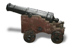 Side Cannon Stock Images