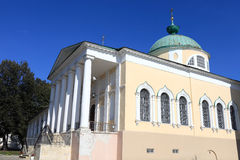 Side of church of Yaroslavl miracle workers Stock Photography