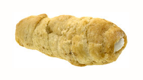Side of creme roll Royalty Free Stock Photo