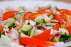 Side dish Royalty Free Stock Image