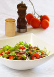 Side dish with vegetable Stock Images