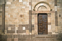 Side door royalty free stock images