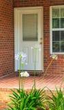 Side Door Stock Photo