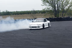Side drift Stock Photography
