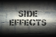 Side effects gr Stock Photography