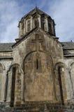 Side facade the Monastery of Saint John the Baptist Royalty Free Stock Image