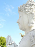 Side face of Avalokitesvara Stock Images