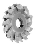 Side face milling cutter Stock Photography