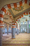 Side Fatith Mosque Digital Painting Stock Photos