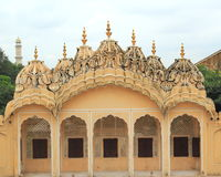In Side Of Hawa Mahal . Stock Images