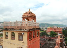 In Side of Hawa Mahal. Royalty Free Stock Photography