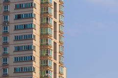 High residential building Royalty Free Stock Photos