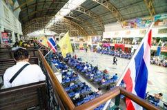 Bangkok, Thailand:In side of Hua Lamphong Bangkok  Stock Photo