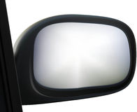 Side mirror Royalty Free Stock Photo