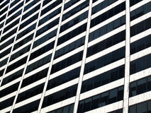 Side of modern office building Stock Images