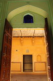 In Side Of Nahargarh Fort. royalty free stock photo