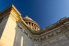 Side of the Panthéon Stock Image