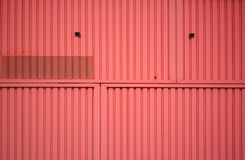 Side profile Container Royalty Free Stock Photography