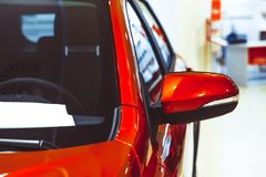 Free Side Rear-view Mirror On Royalty Free Stock Photos - 104846948
