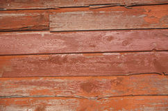 Side of Red Barn, Woodstock, New York Stock Images